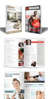 Modern Magazine Vol 2.0 by UnicoDesign