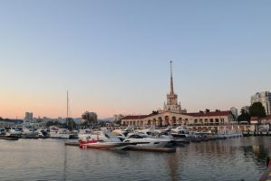 Seaport Of Sochi. Marina by Shiilla