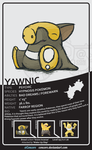 Yawnic - The Hypnosis Pokemon by Concore