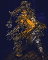 The Junked Man by frothykat