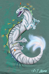 Sea Dragon by X-Zelfa