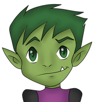 Beast Boy_7 by BeastGreen