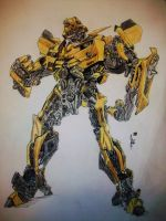 Bumblebee by Jer101