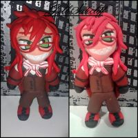 Modeling clay Grell by bornfromawish5621