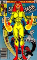Classic Firestar superbuff version  by RWhitney75