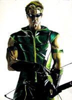 Smallville Green Arrow 2 by ncajayon