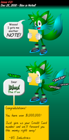 Blox the Fox :: Issue 21 by TheBlox