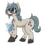 Pony Adopt Aution (OPEN!) by Basset-Adopts