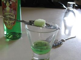 Absinthe stock 28 by Eyespiral-stock
