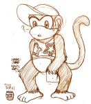 Dokey Kong: Not so little no more huh? by Garfield141992