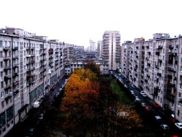 Suburbs in Russia by Ingoldfishbowl