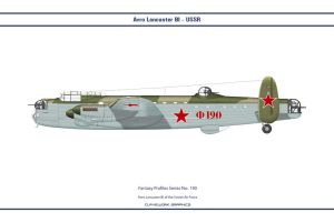 Fantasy 190 Lancaster USSR by WS-Clave