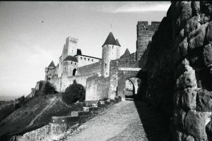 Carcassonne by michigane