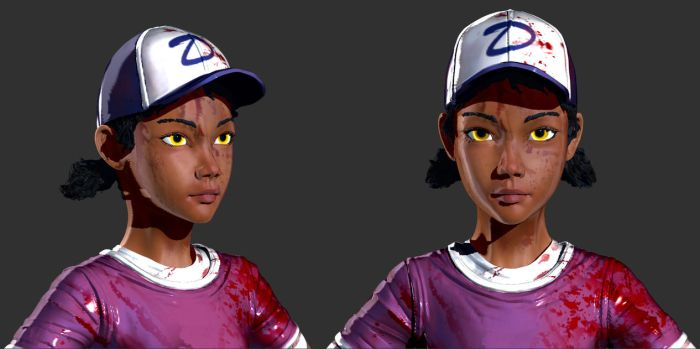 Clementine WIP by Geminas0wng