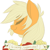 be strong by SilberSternenlicht