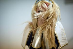 Giggling Lux by IvrinielsArtNCosplay