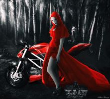 Catch Me If You Can Ducati PM by ArthurRamsey