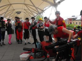 EXPO - Team Fortress by MaxRScape