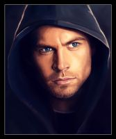 Paul Walker RIP - digitaldrawing by TomsGG