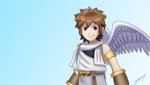 Pit - Kid Icarus by Yuguni