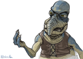 Watto the junk dealer by circle00