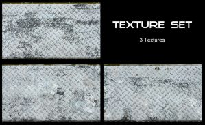 Texture Set - Metal Tread by AGF81