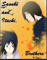 .:The Uchiha Brothers.: by LadyQuintessence