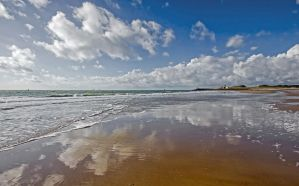 cloud reflections by clochartist-photo