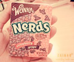 Nerds Are Yummy by waterwings19