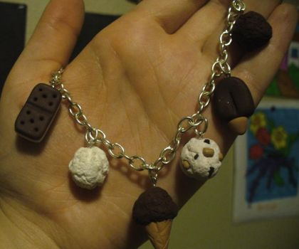 Ice Cream Bracelet-- Version 2 by nothing-but-a-dream