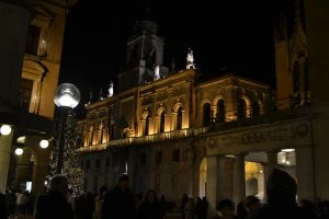 Christmas in Padova by night by FaggioMAG