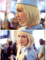 5th Element - Stewardess by neko-tin