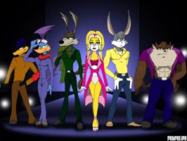 Loonatics Unleashed Fashion by FabFelipe