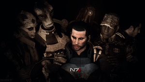 Demanded Sacrifice (Mass Effect 3) by toxioneer