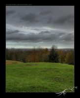 Autumn Stroll - HDR by violetsteel