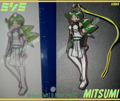 CHARMS - Galactic Mitsumi by Juuchan17