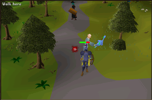 The Rubber Chicken of Guthix by GPCI