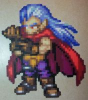 Perler Magus - Large by IAmArkain