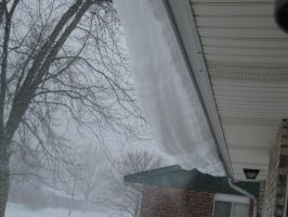 Winter Snowstorm 2012 by wolflver280
