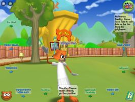 P-Body from Portal 2 is now in Toontown Rewritten! by Mariolover54321