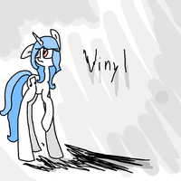 Vinyl's secret by B1LL1E