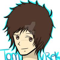 Drawing for Tomyrek on youtube ^ ^ by XCaptainKawaiiX