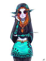 Midna by maryfraser