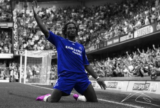 Drogba by tygun