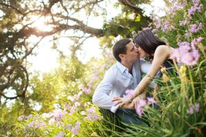 Arboretum Engagement Photo 1 by rubixcu8e