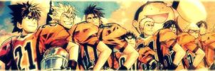 Firma Eyeshield 21 -2- by Riku-Lupin