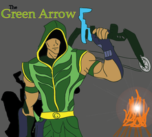 Green Arrow by blugoon