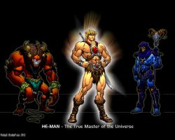 He-man Full Wallpaper by minus-blindfold