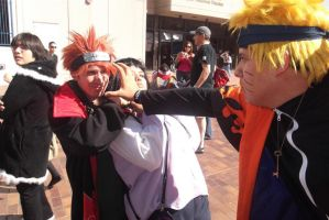 Naru Saving Hinata from Pein 2 by EmoPrincess96