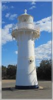 Warden Head Lighthouse by JohnK222